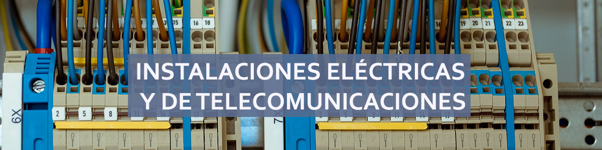 empresas de instalaciones electricas, instalaciones electricas